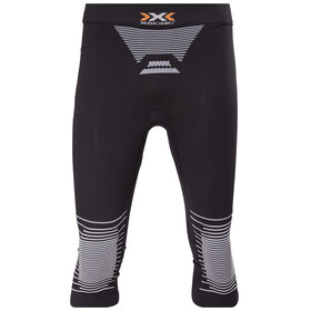 X-Bionic Energizer MK2 Medium Pants Men Black/White